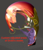 CHWcosplay:Do3D MK50 Battle Damaged Endgame Helmet Adjusted Model.png
