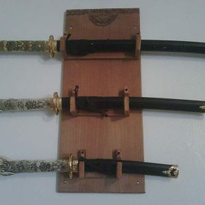 3 older Chinese versions of Connor MacLeod's sword.