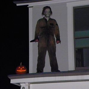 Halloween at the Myers House NC