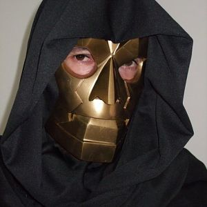 My mask was built from screen captures. Then I found this site and the rel masks. What an invaluable resource!