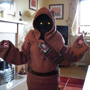 my Jawa i made for a friend