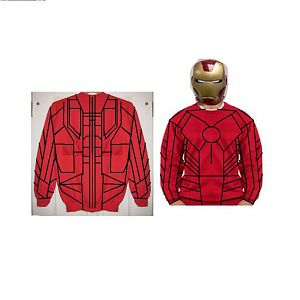 iron man armor cosept design shirt. GOt bored so I played with paint.