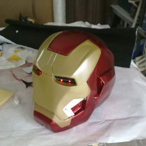 mark 8 real armor cosplay  iron man made dany bao 2012 venice it face book profile dany bao (10)