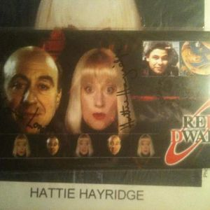 Norman Lovett & Hattie Hayridge