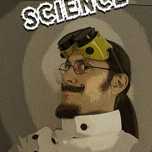 Professor Science poster