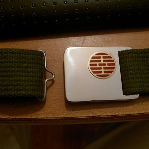 Buckle with pin - front (version pre alpha)