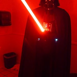 red vader small