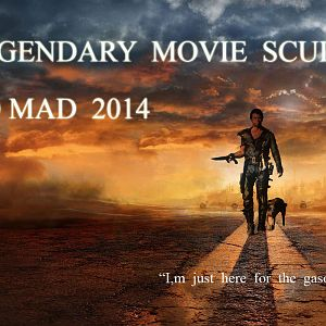 mad max TITLE PAGE