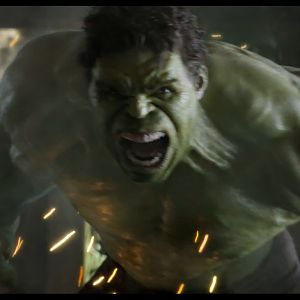 I love the hulk from the Avengers movie, though I think that it will be hard to make the costume super realistic