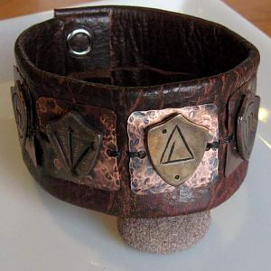 Harry Dresden Shield Bracelet