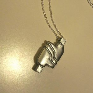 replicator block necklace Stargate