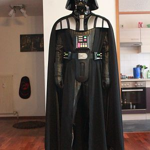 Star Wars: Revenge of the Sith  Fully wearable Suit Replica