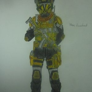 The art concept of the load out that I'm currently working on to complete it