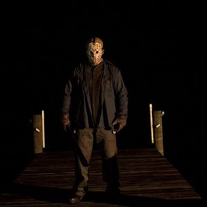 Jason Vorhees  dock