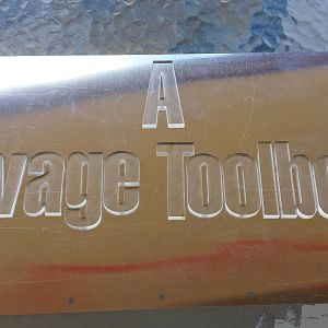 savage toolbox decal