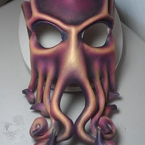 another cthulhu mask by parkersandquinn d4e1owy