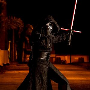 Kylo Ren (Star Wars The Force Awakens)