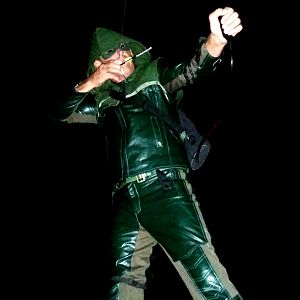 Arrow costume March 3 2016