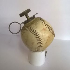 Functional Baseball Grenade (Without the explosives)