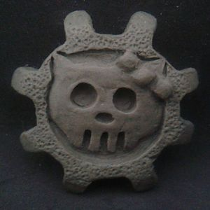 Hello Kitty /Gears Of War  Mashup 
