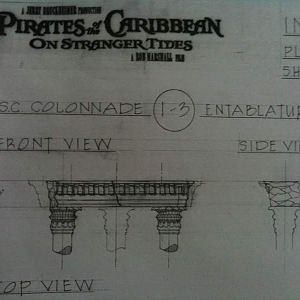 Pirates Of The Carribean _ On Stranger Tides Blueprint
