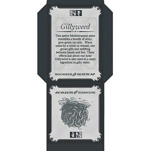 Gillyweed Seed Packet small