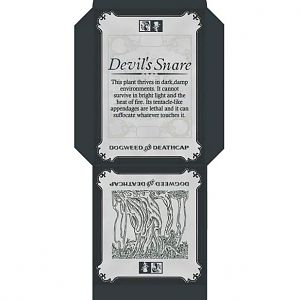 Devils Snare Seed Packet small