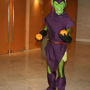 Green Goblin Dragon Con 2010