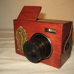 SteamPunk Camera Case Mk. 1