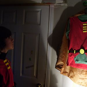 Two Robin Costumes, the first costumes I ever made