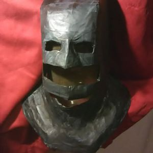 My Bat cowl.