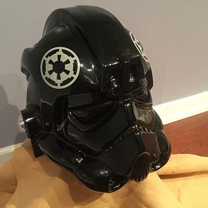Tie Pilot Helmet