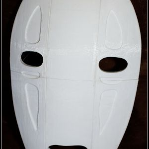 3dprinted no face mask