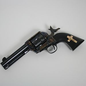 Ben Wade's Hand of God Pistol
