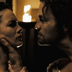 300 - Queen Gorgo and Theron