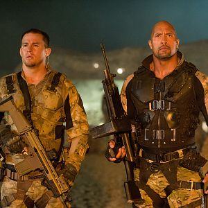 G.I. Joe: Retaliation - Duke and Roadblock