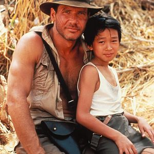 Indiana Jones Behind The Scenes