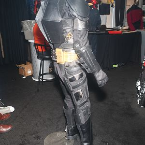 UD Replicas The Dark Knight Rises Batman Outfit