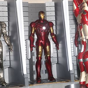 Iron Man Mark III Costume