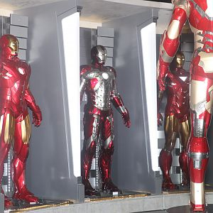 Iron Man Mark V Costume