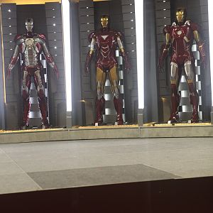 Iron Man Mark VI Costume