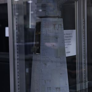 Death Star Tower from Star Wars