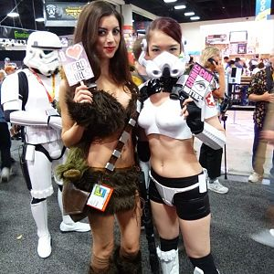 Trooper Gal SDCC 2012