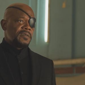 Nick Fury SHIELD