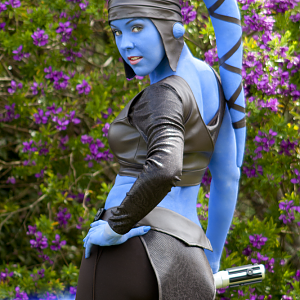 Aayla Secura, Jedi Knight