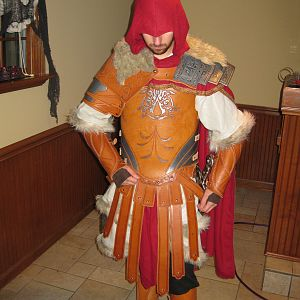 Ezio Auditore- Armor of Brutus