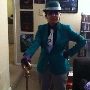 Batman the Animated Series Riddler
