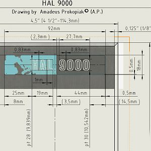 HAL Lable Proof