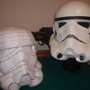 Stormtrooper bucket attempt 3 and 4