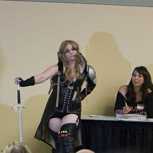Comic-Con Costume Contest - Adult Female, Non-Superhero